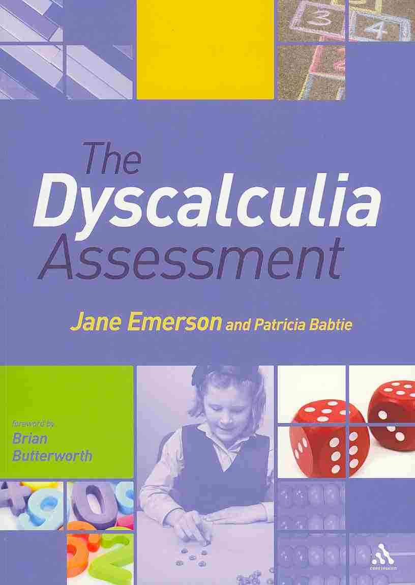 dyscalculia assessment
